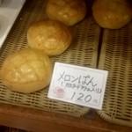 鈴木屋 - メロンパン120円
