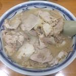 再来軒 - 料理写真:焼豚らーめん(大盛)950円