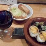74494030 - グラス赤ワイン620円