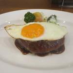 Grill TENPEI - 姫路肉汁ハンバーグ(M)