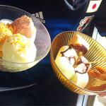 焼肉RESTAURANT カンドカン - 食べ放題アイスクリームとマシュマロ!