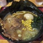 麺処 あみや - 料理写真:特選あみやラーメン\1000(17-10)