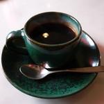 ニューゆくはしレストラン喫茶店 - アフターコーヒー