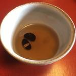 ろあん松田 - 黒豆茶