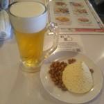 ヒマラヤン・キャラバン - ランチビール、250円