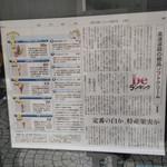 74497128 - 新聞貼られています
