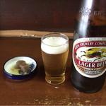 銚子屋 - ドリンク写真: