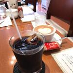 小野珈琲 - 〈2017年10月〉アイスコーヒー