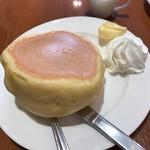 小野珈琲 - 〈2017年10月〉ホットケーキ