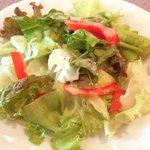 ポルトフィーノ - ランチのサラダ