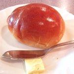 ポルトフィーノ - ランチのパン