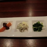7450253 - 前菜三種盛り(一人分)