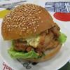 ブランジュリー - 料理写真:グリルチキンバーガー