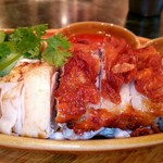 Hainanchifan - 南海鶏飯ハーフ&ハーフ