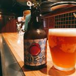 【CURRY SHOP】円山教授。 - 小樽ビール550円