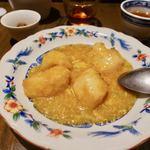 虞妃 - アオダイの黄色いチリソース煮込み