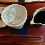 珈道庵 三瀬山荘 - アイスコーヒー