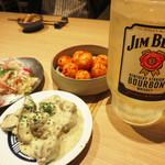Yuruiya - 小皿盛りのお料理を色々楽しめます。