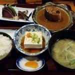74504074 - さば味噌定食(780円)です。