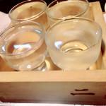 赤門屋 - 日本酒セット