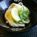 はなまるうどん - 料理写真:おろしぶっかけ(冷)300円(税込)