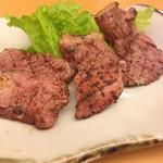 口福料理 なかもと - フランス産仔鴨網焼き黒こしょう風味