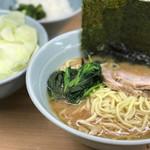 武蔵家 - 料理写真:トップフォト ラーメン(並)