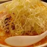 大慶 - 料理写真:辛味噌ねぎラーメン