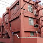 名糖産業 - 名糖産業名古屋工場(周囲はチョコの甘い香りが漂う)