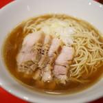 自家製麺 伊藤 - 小盛