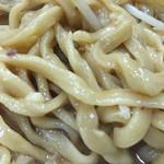 デカ盛り戦隊 豚レンジャー - 麺アップ