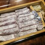 あまおう加工販売所 伊都きんぐ - 料理写真:「博多あまび」(1,620円)。練乳ときな粉がついてます。