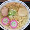 あけぼの食堂 - 料理写真:塩ラーメン