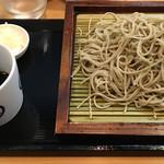 十割蕎麦 千花庵 - 蕎麦