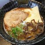 麺工房 海練 - ラーメン(チーズ有り)