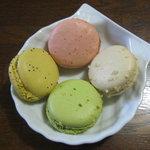 7452393 - 苺ミルク・塩キャラメル・ピスタチオ・柚子