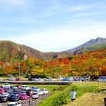 74520107 - オマケ・鳥海山と紅葉