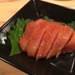 炭焼ごちそう肉バル ぴたり - 博多の明太子 490円
