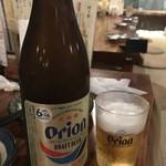 とぅばらーま - 瓶ビール