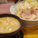 ラーメン 盛太郎 - つけ麺