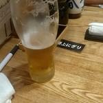 74524352 - 生ビール中600円(税抜)