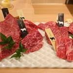 74524824 - 8種類のお肉