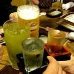 Dorikamu - 乾杯です♪
