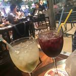 アロハテーブル - 飲み放題⑤サングリア白、サングリア赤
