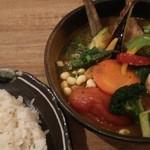 74526339 - チキンと一日分の野菜20品目 1480円
