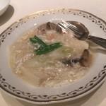 広東料理 台場 楼蘭 - 蟹肉と豆腐の煮込み