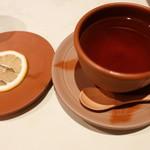 ビストロ備前 - 紅茶