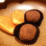 ビストロ備前 - 小菓子