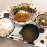 青木食堂 - 料理写真: