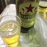 74528988 - 【'17.10】瓶ビールで再度乾杯☆